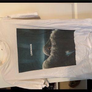 Beyoncé concert Lemonade T shirt